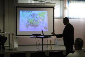 Presentation at the WUKF Presidents' Congress