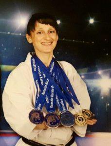 Ms L. Galea - Athlete