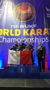 SKSM Team - World Championships, Scotland