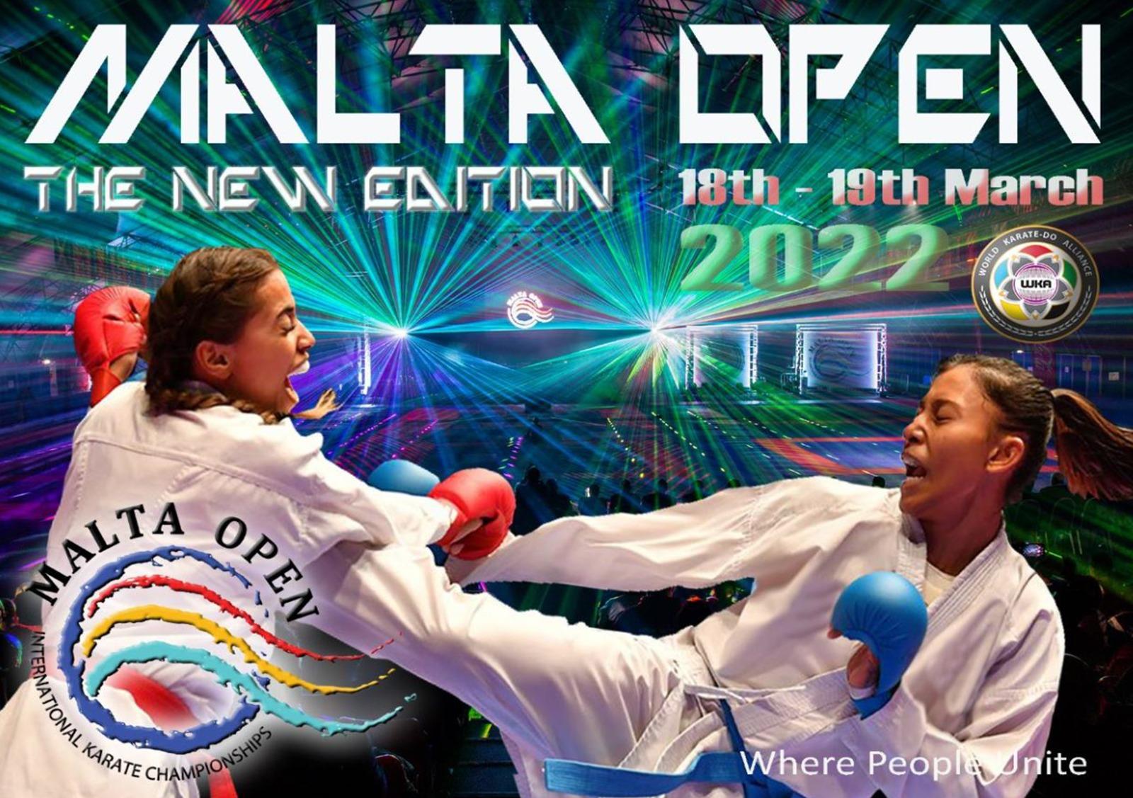 Malta Open 2022